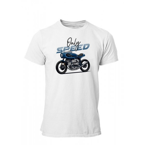 T-shirt Only Speed manches courtes