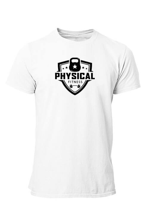 Tee shirt Physical Training Homme manches courtes