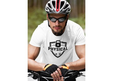 Tee shirt Physical Training Homme manches courtes (modèle taille M)