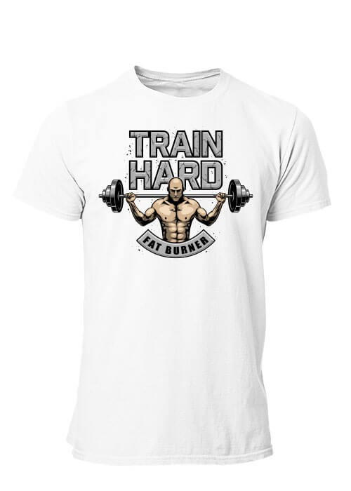 Tee shirt Training Fitness musculation Homme manches courtes